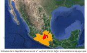 Emiten alerta por robo de fuente radioactiva en el centro de México