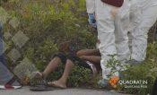 Con varios balazos encuentran cuerpo de joven en Quintana Roo